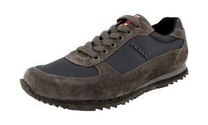 New 42 42 Chaussures 4e2721 Prada Asfalto New 5 Navy 8 88IH4wqn