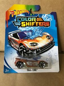 HOT-WHEELS-Colour-Shifters-Trak-Tune-NEW-Combined-Postage