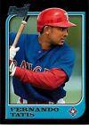 1997 Bowman Fernando Tatis #198 Baseball Card