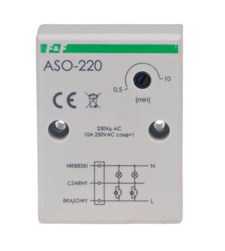 ASO-220 Treppenhausautomat Treppenlicht Zeitschalter Treppenlichtzeitschalter