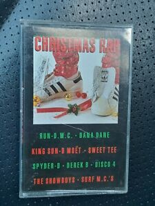 Christmas Rap Various Billboard Greatest R&B X-mas Hits RUN DMC (Cassette)