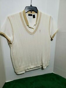 IZOD-Womens-XL-Ladies-Golf-Top-Shirt-Sweater-Vest-Casual-Polo-Combo-Pre-Owned