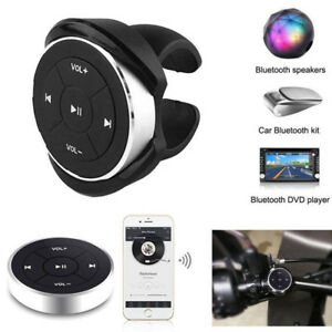 Wireless-Remote-Control-For-Car-Motorcycle-Bike-Handlebar-Bluetooth-Media-Button