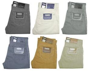 PIONEER-Rando-Stretch-Sommerstoff-Jeans-aus-6-Farben-waehlbar-1-Wahl-Ware