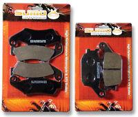 Honda Fr+r Brake Disc Pads Xl 600 Transalp (1997-1998-1999) Xl 650 (2000-2007)
