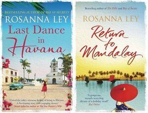 Rosanna-Ley-2-Livre-Ensemble-Tout-Neuf-Livraison-Gratuite-Ru