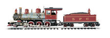 Bachmann G-Scale #91604 4-6-0 Anniversary Edition, South Pacific Coast, N.I.B.