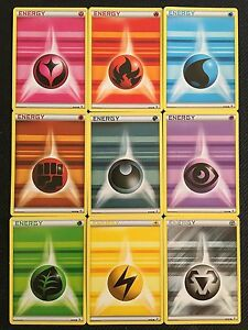 Pokemon-TCG-90-x-Generations-Energy-Cards-10-of-each-kind