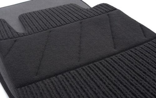 Rips Fußmatte CLS C219 //AMG Mercedes Original Qualität Automatte schwarz NEU