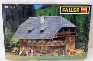 Faller-h0-selva-negra-casa-367-130367-Embalaje-original-nuevo-New