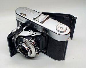 Voigtlander VITO IIa - foldable - film tested.
