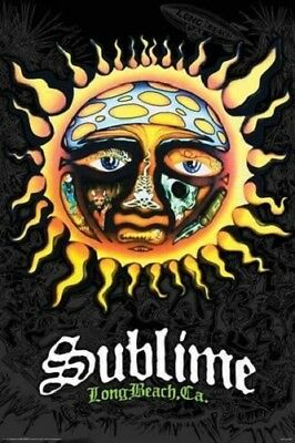 SUBLIME 40oz TO FREEDOM POSTER 24x36 MUSIC 2746