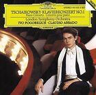 Tchaikovsky: Piano Concerto No. 1 (CD, Apr-1986, DG Deutsche Grammophon)