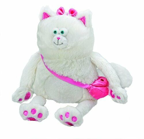 Splat The Cat White Cat Kitten Beanbag