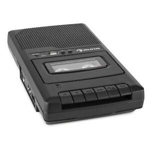 Grabador-de-Cassette-Reproduccion-Directa-Microfono-Integrado-USB-Corriente-Pila
