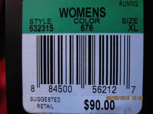 Nueva 884500562127 o Nyc fit 2013 Tama mujer Marathon Xl Nike Dri Half Hoodie Zip rwOrq1