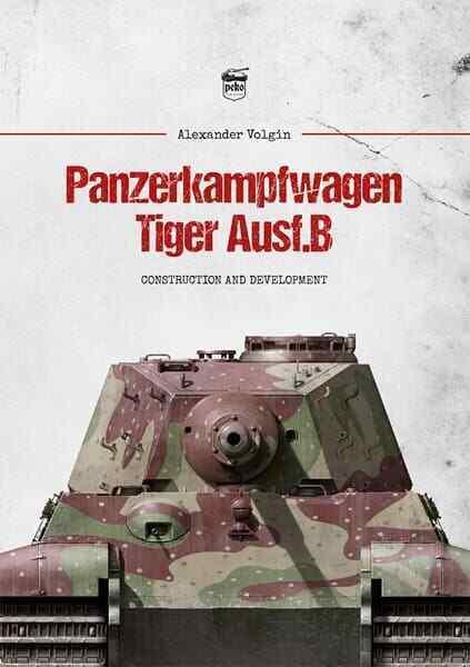 Panzerkampfwagen Tiger Ausf.B  Construction and Development