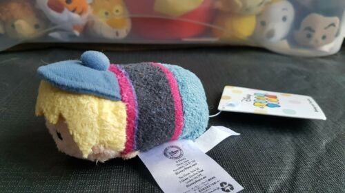 Disney Frozen Anna Elsa Olaf Sven Kristoff tsum tsum collectable plush soft toy