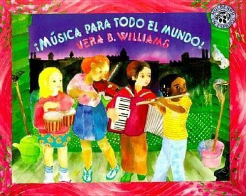 Musica Para Todo El Mundo!/Music, Music for Everyone (Mulberry En Espanol - GOOD