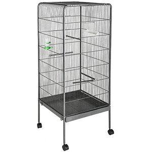 voliere oiseaux cage intérieur extérieur Mangeoire Abreuvoir Canaris ...