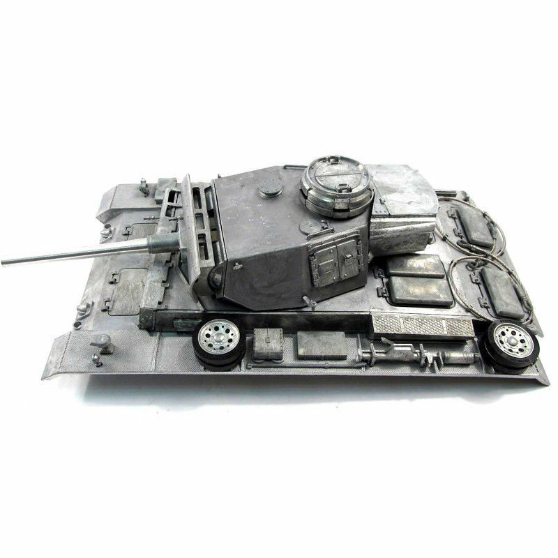 MATO Metal Upgrade Part Upper Hull With Turret For  1 16 1 16 RC Panzer III Tank  vendita online risparmia il 70%