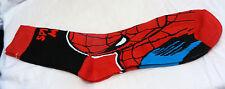 Spiderman Socks - UK 7 - 11 Shoe Size - BNWT - Licensed Product