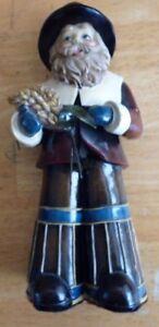 Home-Sense-Collection-Figurine-9-039-039-Vintage-Style-Christmas-Figurine