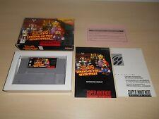 Super Mario RPG Legend of Seven Stars Complete Super Nintendo CIB Game SNES