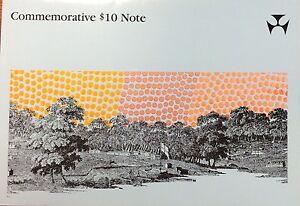 1988-10-Commemorative-UNC-Note-In-Folder-AA-11001835
