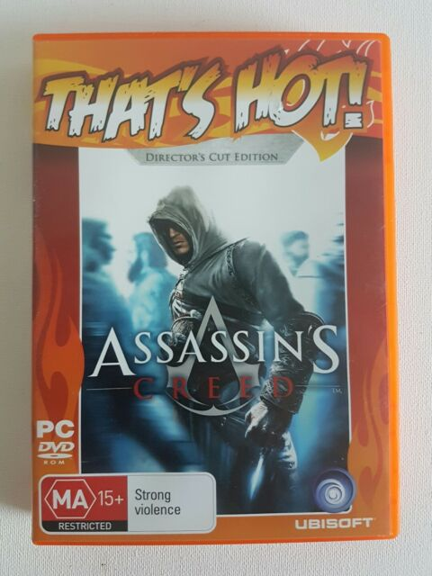 Assassin's Creed Director's Cut Edition - PC GAME