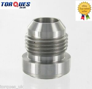 AN-10-AN10-Male-Mild-Steel-Weld-On-Fitting-Bung