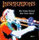 Inspirations, Vol. 1 by Big Crazy Energy New York Band (CD, 2009, Rosa Records)