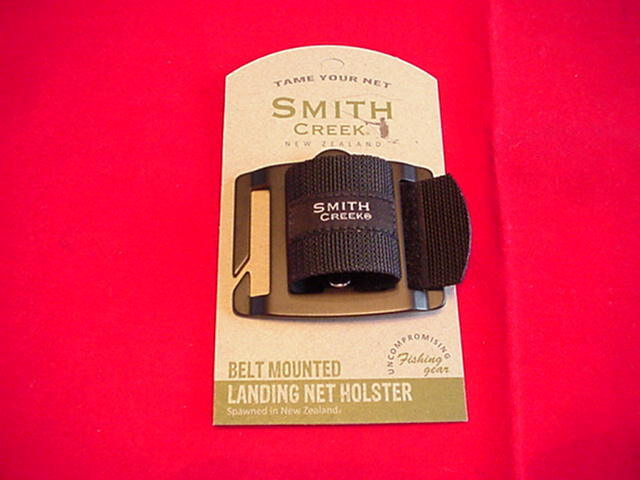 Smith Creek New Zealand Landing Net Holster Holder GREAT  NEW  fishional store for sale