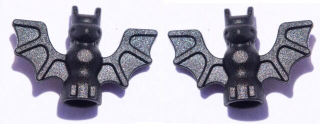 ☀️NEW Lego Friends Animal Black BATS x11 Flying Halloween Castle Creature