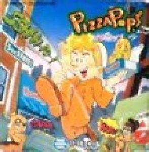 Pizza-Pop-NINTENDO-FAMICOM-FC-Japon-utilizo-F-S-solo-Cartucho