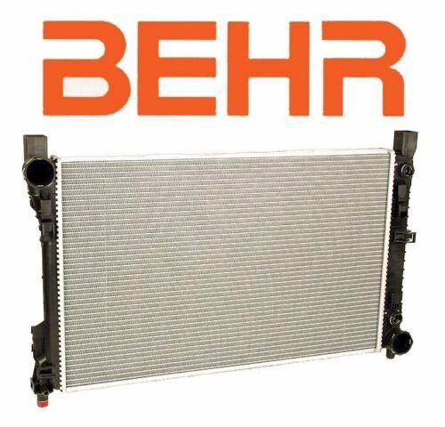 OEM Behr Engine motor Coolant Water Cooling Radiator New For Mercedes C CLK SLK
