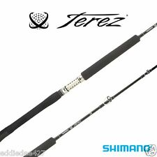 "Shimano Terez Saltwater Spinning Rod TZS78HBLK 7'8"" Heavy 1pc"