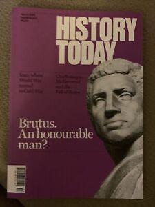history-today-magazine-2018-Brutus-Caesar-Islam-Iran-Charles-I-Tronchin-Nepal