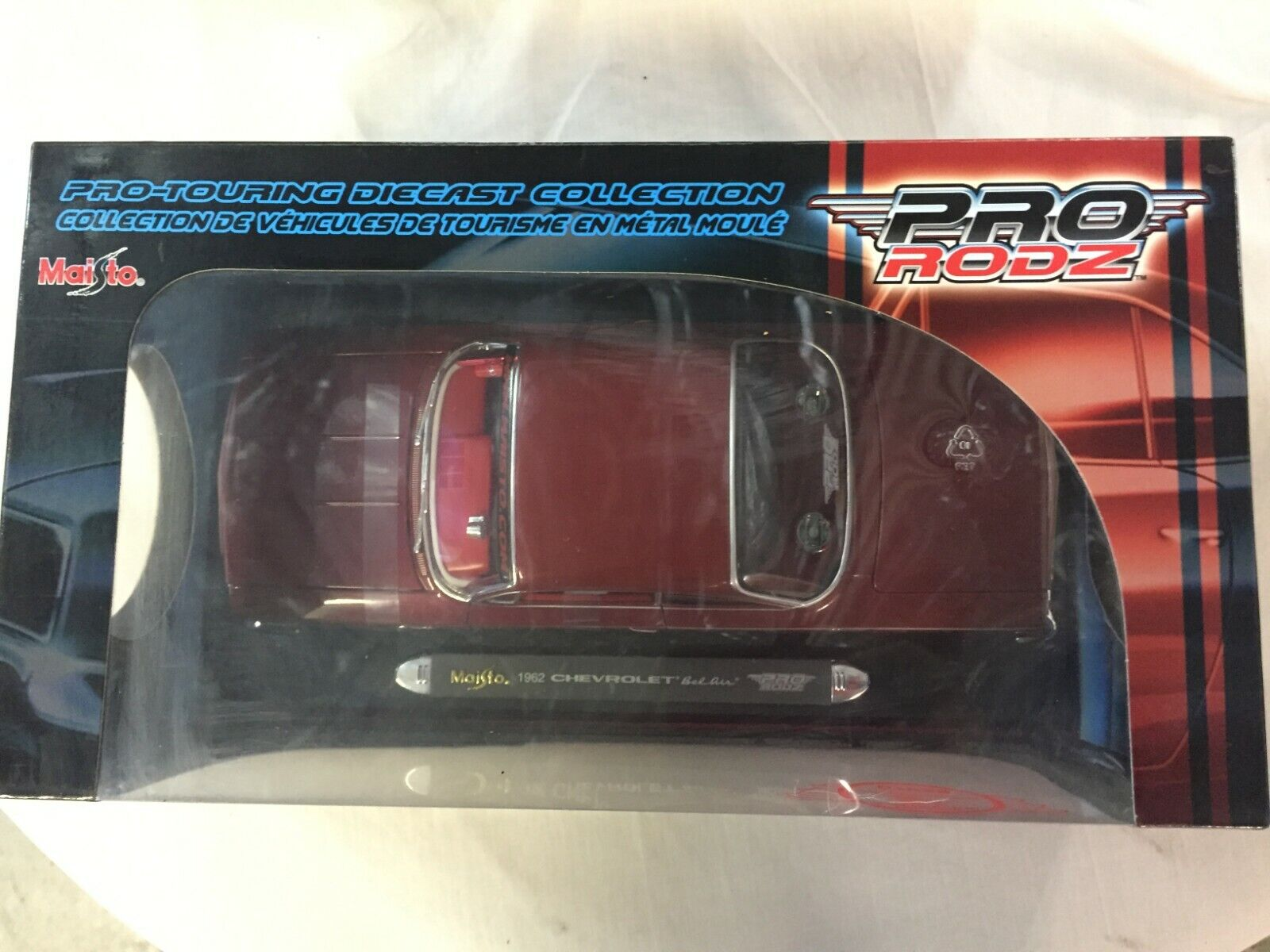 Maisto pro touring diecast collection 1962 Chevrolet Model Car