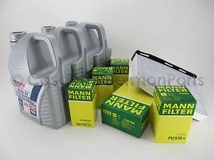 vw tdi 40k oil change kit filter pack golf jetta 15l 507. Black Bedroom Furniture Sets. Home Design Ideas