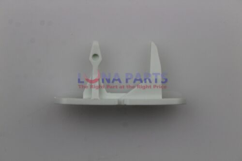 Washer Door Latch Strike for Frigidaire Part 131763302 White ER131763310
