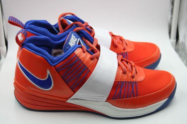 online retailer 88a17 2c3ca Nike Zoom Revis DS SZ 10.5 Big Apple NY Knicks Mets Blue Orange Gators  Broncos