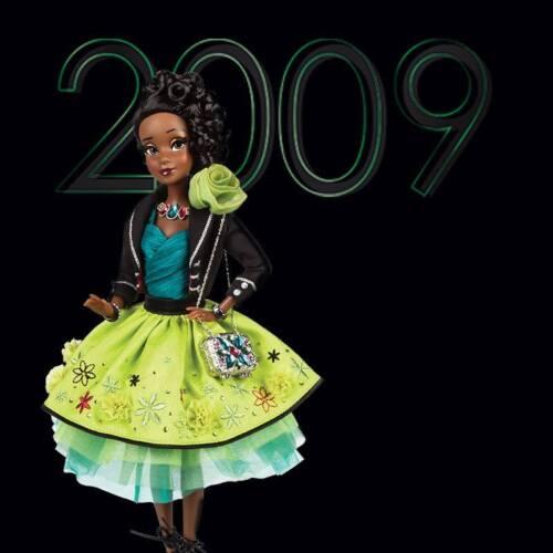 Disney Designer Collection Puppe 2018 LE 4000 Tiana NEU /& OVP