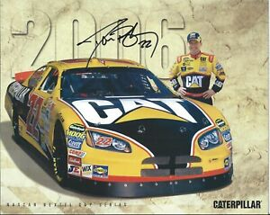 SIGNED!! 2006 DAVE BLANEY #22 NASCAR WINSTON CUP SERIES ...