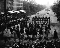 8x10 Civil War Photo: Grand Review Of The Union Army In Washington, D.c.
