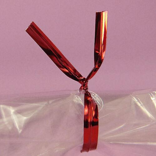 PLASTIC Twist Ties Cello Bag or General UsU-Pick Color 500 1000 100