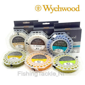 Wychwood-Connect-Series-Fly-Fishing-Line-Floating-Sink-Intermediate-All-Sizes