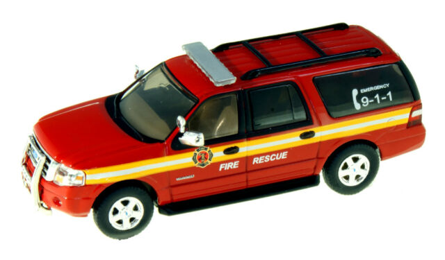 Hard To Find Ho River Point Station Fire Command Fire Chief Ford Expedition