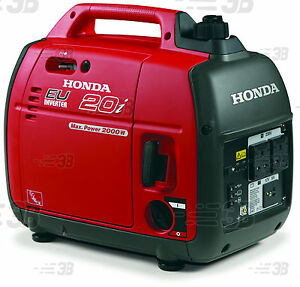 honda generator eu20i shop workshop service repair owners manual rh ebay com au Inverter Generator honda eu20i generator workshop service manual