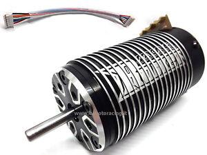 Motore Rocket Brushless Sensored 4274 2000kv Sensori Ø 5.0mm Rc Scala 1/8 Himoto